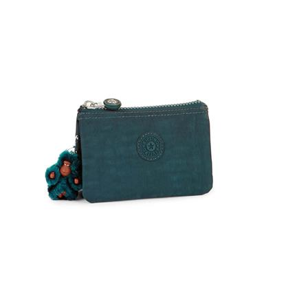 Monedero pequeño Creativity Deep Emerald KIPLING K0186489W