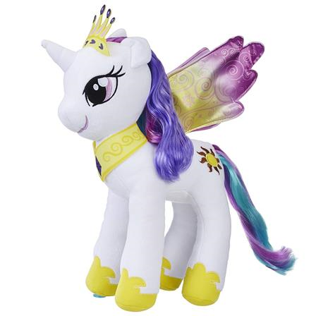 My Little Pony Peluche de Pelo Largo Princesa Celestia 304535