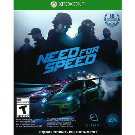 Need for Speed (2016) XBOX ONE 014633733853