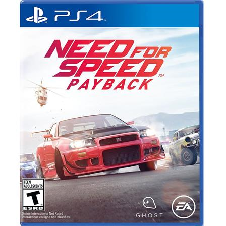 Need for speed Payback PS4 014633737318