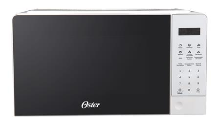Oster - Microwave oven - 20L mechanic 700W WH OGGE3701