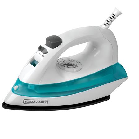 Plancha de vapor QUICK AND EASY Black & Decker IRBD100
