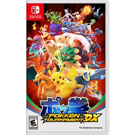 Pokken Tournament DX Nintendo Switch 045496591137