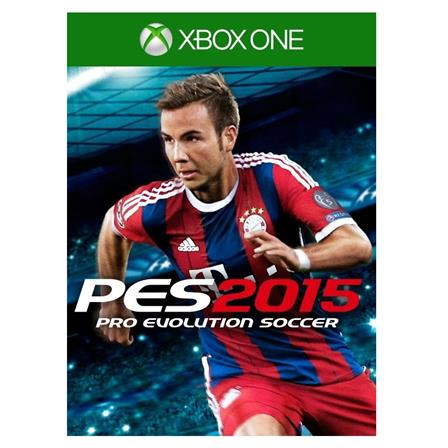 Pro Evolution Soccer 2015 XBOX ONE 083717302001