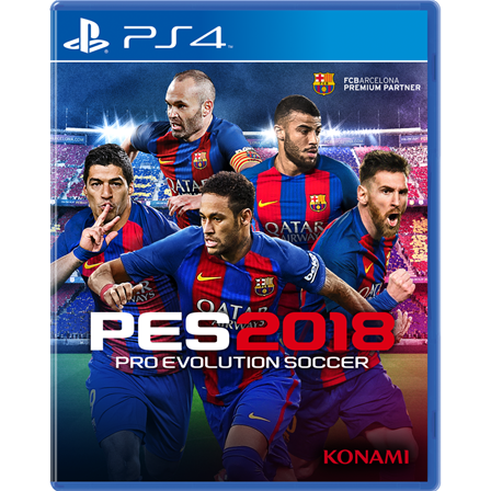 Pro Evolution Soccer 2018 PS4 083717203209