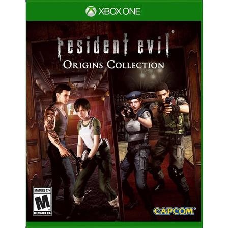 Resident evil Origins collection (2 juegos) XBOX ONE 013388550135
