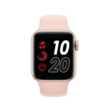 Smartwatch T500 color rosa