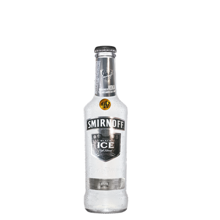 Smirnoff Ice Black Botella 355ml