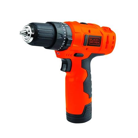 Taladro Percutor inalámbrico Black & Decker HP12-B3
