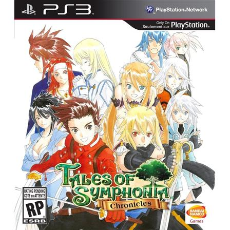 Tales of Symphonia PS3 722674111133