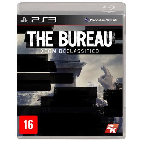 The bureau Xcom Declassified PS3 710425379550