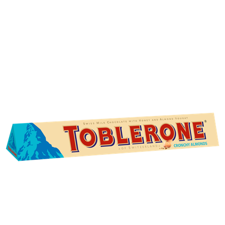 Toblerone Crunch Almond 100G