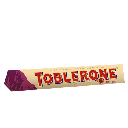 Toblerone Fruit & Nut 100G