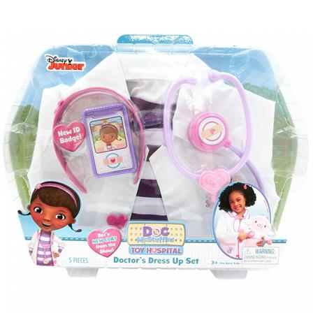 Traje de Doctora McStuffins Disney Junior 28343041 55 304182