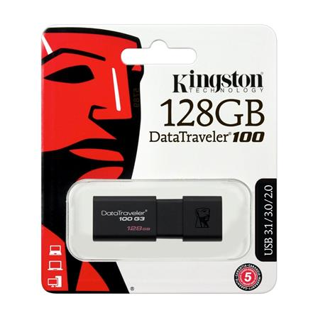 Unidad Flash USB DataTraveler 128GB Kingston