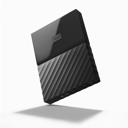 "WD MY Passport 2.5"" 3TB Black USB3.0 WDBYFT0030BBK-WESN"