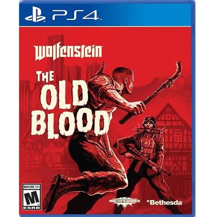 Wolfenstein The Old Blood PS4 093155170889