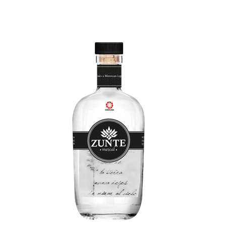 Zunte Mezcal Blanco 750 ml