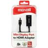 Adaptador mini display a hdmi Maxell A007508