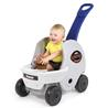 Carrito Game Day Push About Helmet gris con azul Simplay3 307693