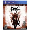 Devil May Cry Definitive Edition PS4 013388560202