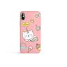 Funda para Celular Meowgical-Pink Iphone 7/8