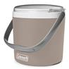 Hielera Party Circle de 9QT gris Coleman 2000033042