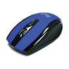 KlipX Mouse 6-button Optical Nano Dongle Wireless Blue KMW-340BL