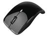 KlipX Mouse Optical 2.4GHz Wireless (KMO-375BK) Black KMO-375BK