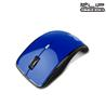 KlipX Mouse Optical 2.4GHz Wireless (KMO-375BL) Blue KMO-375BL