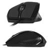 KlipX Optical mouse - USB Blk (KMO-104) KMO-104
