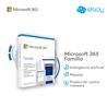Microsoft Office 365 Familia + Antivirus Eset Nod32