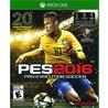 Pro Evolution Soccer 2016 XBOX ONE 083717302094
