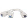 Xtech - VGA cable - VGA (Male) Spliter XTC-325