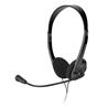Xtech XTS-220 Headset with microphone Black XTS-220